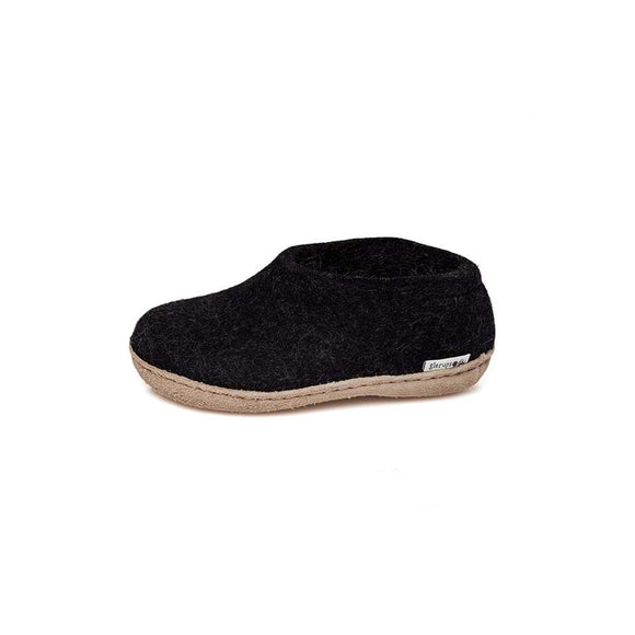 Glerups - The Shoe Junior - Charcoal
