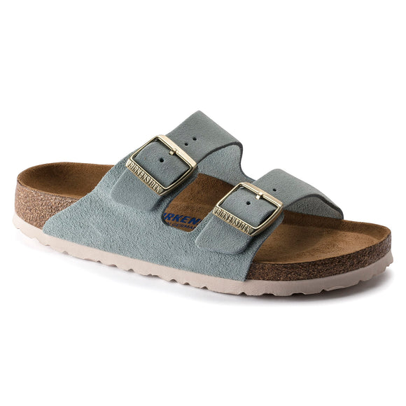Arizona Soft - Light Blue Suede