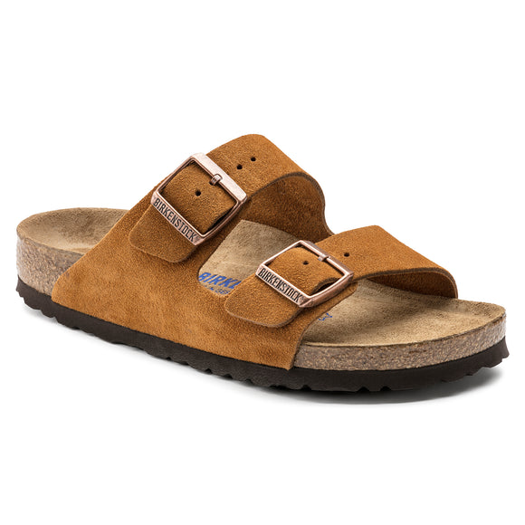 Arizona Soft - Mink Suede