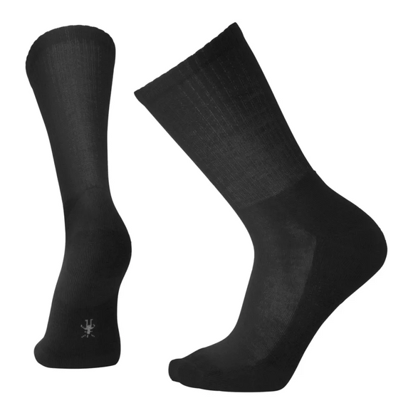 Smartwool - Men's Heathered Rib  - Black