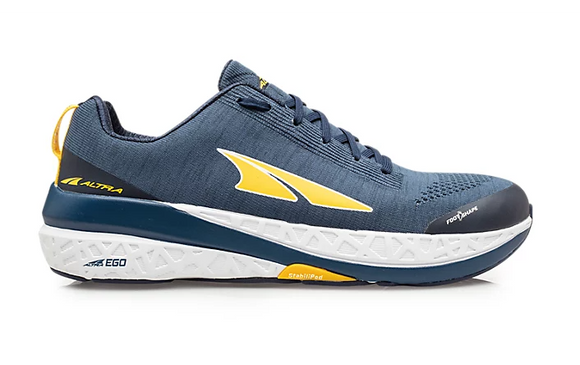Altra - Men's Paradigm 4.5 - Blue/Yellow