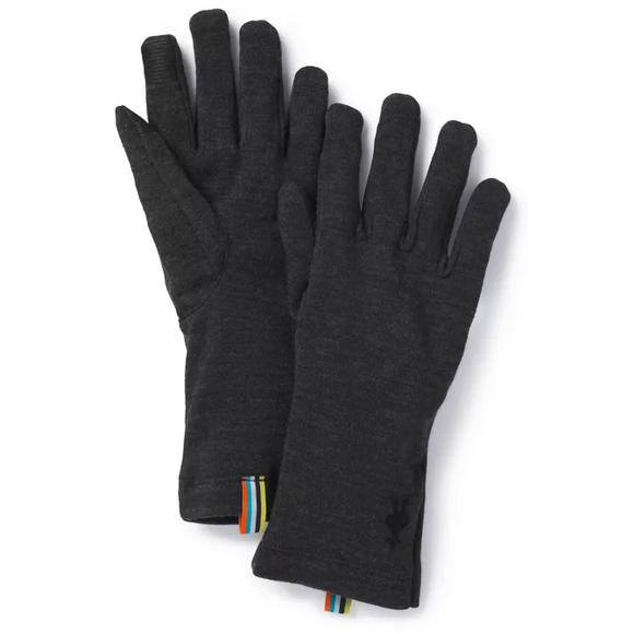 Smartwool - Merino 250 Glove- Charcoal Heather