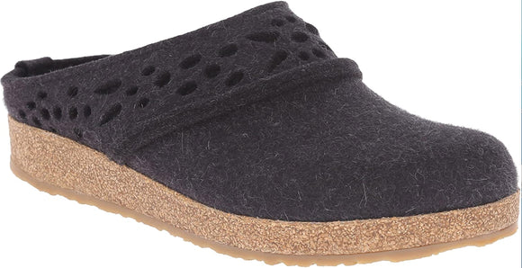 Haflinger Grizzly Lacey - Charcoal