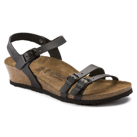 Birkenstock - Lana - Black Leather