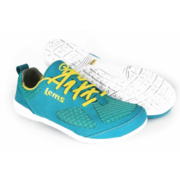 Lems Primal 2 - Teal - European Sizing