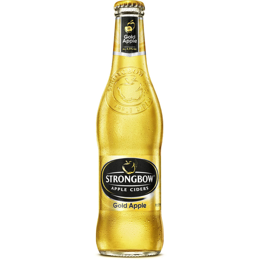 Cidru Strongbow Gold 0.33L