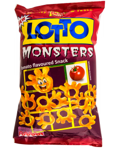 Lotto Snack Rosii 75Gr