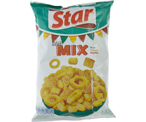 Star Snacks Mix Verde 90Gr