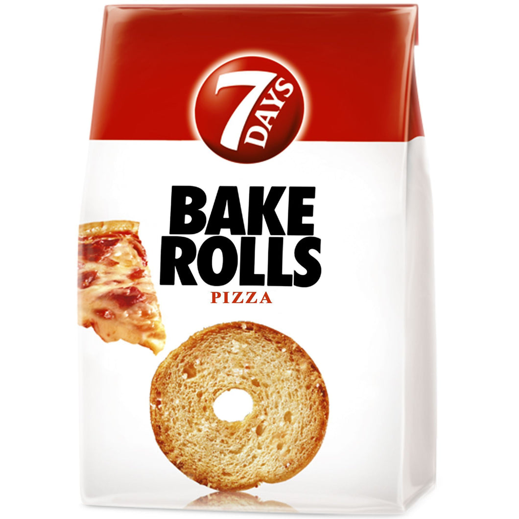 7DAYS BAKE ROLLS PIZZA 70G - Carrefour express PRONTO