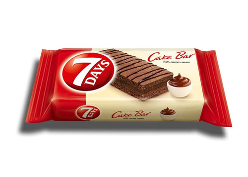 7DAYS CAKE BAR CACAO 30GR - Carrefour express PRONTO
