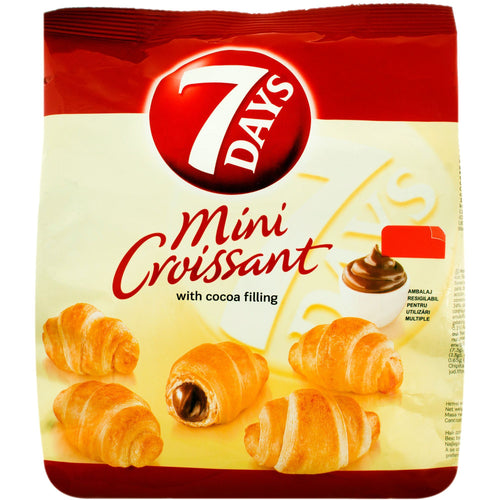 7DAYS MINI CROISSANT CACAO 300GR - Carrefour express PRONTO
