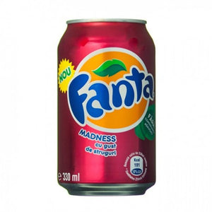Fanta Madness 330Ml