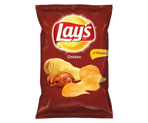 Lay S Chips Chicken 140G