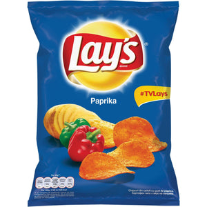 Lays Chips Paprika 70G