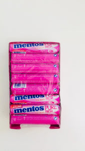 Mentos Guma Bubble Fresh 15.5Gr