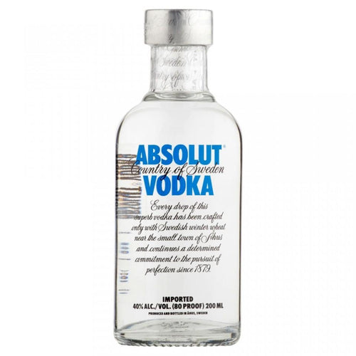 ABSOLUT VODKA BLUE 0.2L - Carrefour express PRONTO