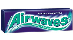 AIRWAVES GUMA MENTHOL 14G - Carrefour express PRONTO