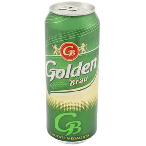 Bere Golden Brau Doza  550Ml