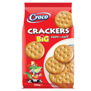 Croco Crackers Big 200G.