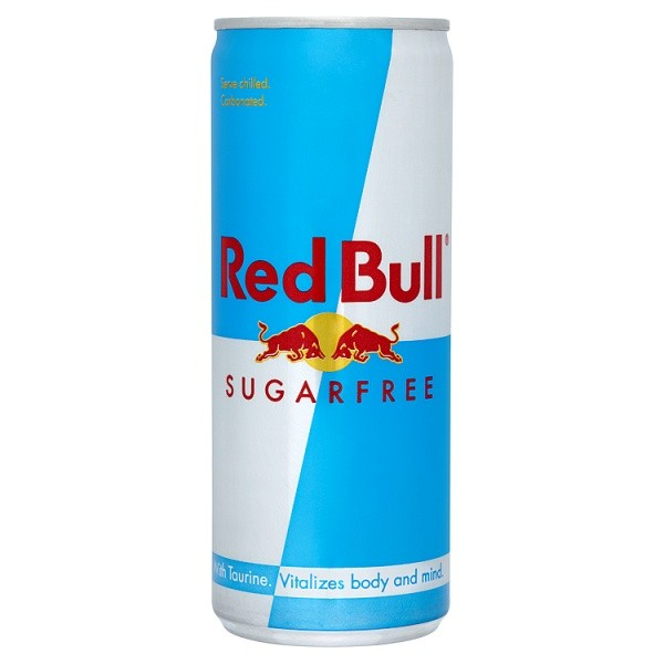 Red Bull Light 250Ml