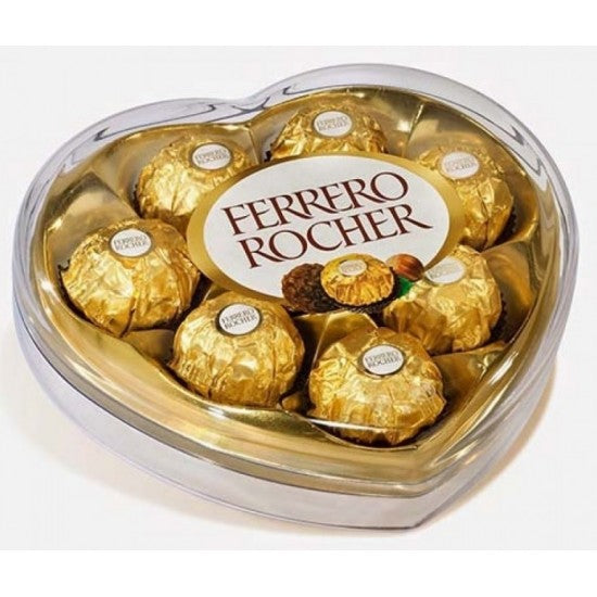 Ferrero Rocher Heart , 125 g