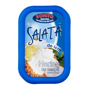 Bonito Salata Icre Hering Ceapa 170G