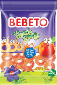Bebeto Jelly Mix Piersica 20 Gr