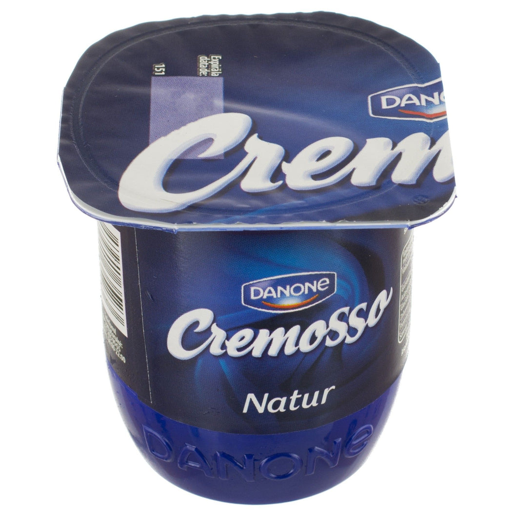 CREMOSSO NATURAL 125GR