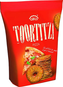 Alka Breakers Toortitzi Pizza 80G