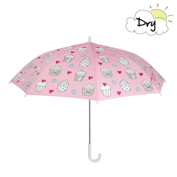 Cupcake Color Changing Umbrella