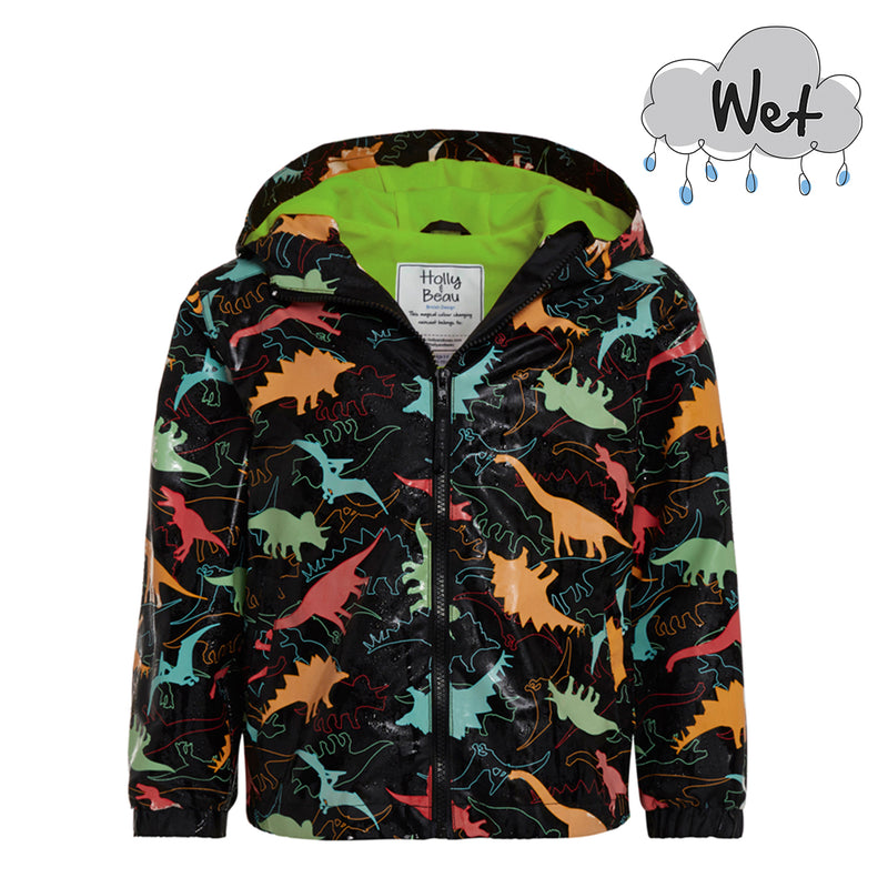 Dinosaur Colour Changing Raincoat