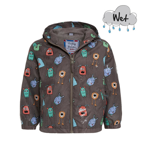 Monster Color Changing Raincoat