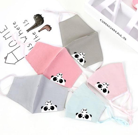 1 X Kids Washable and reusable Face Mask in cotton - DELIVERY IN 48H