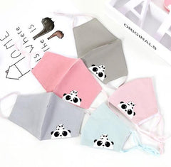 1 X Kids Washable and reusable Face Mask in cotton