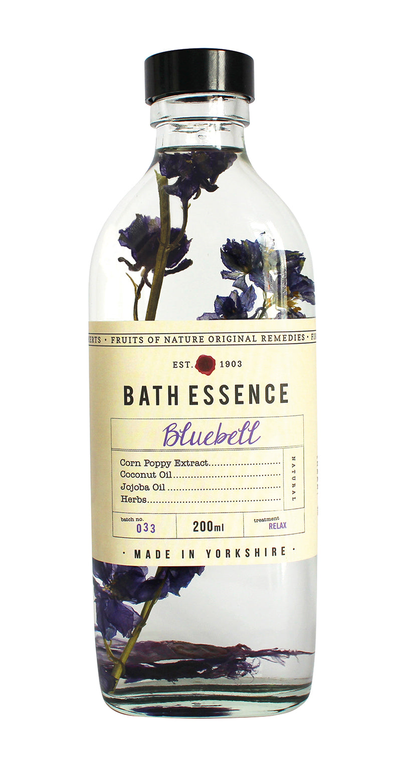 Bluebell bath essence