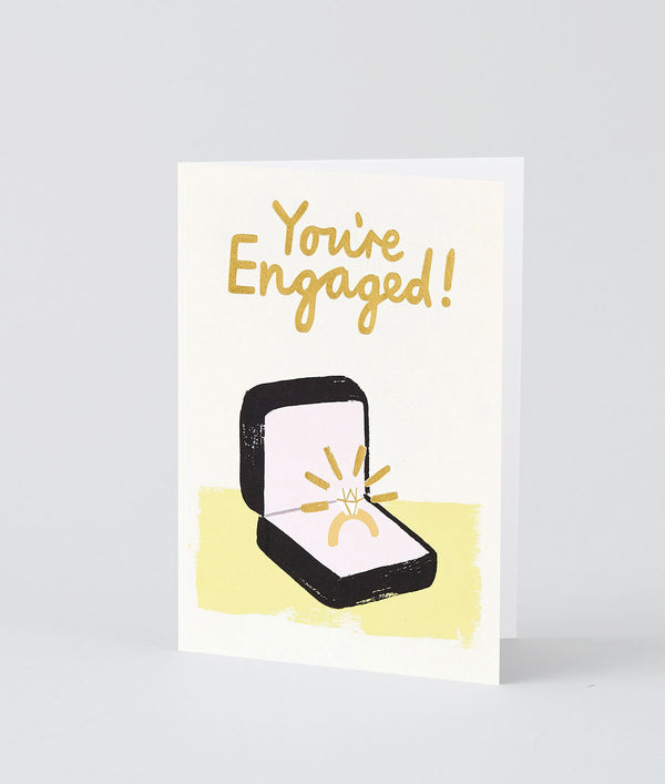 Card - You're Engaged