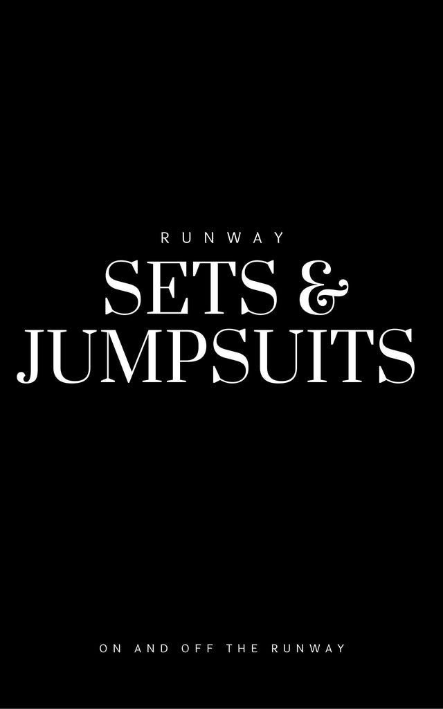 SETS & JUMPSUITS