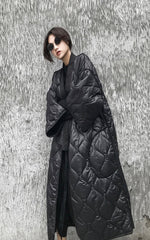 Quilted | Coat Dress