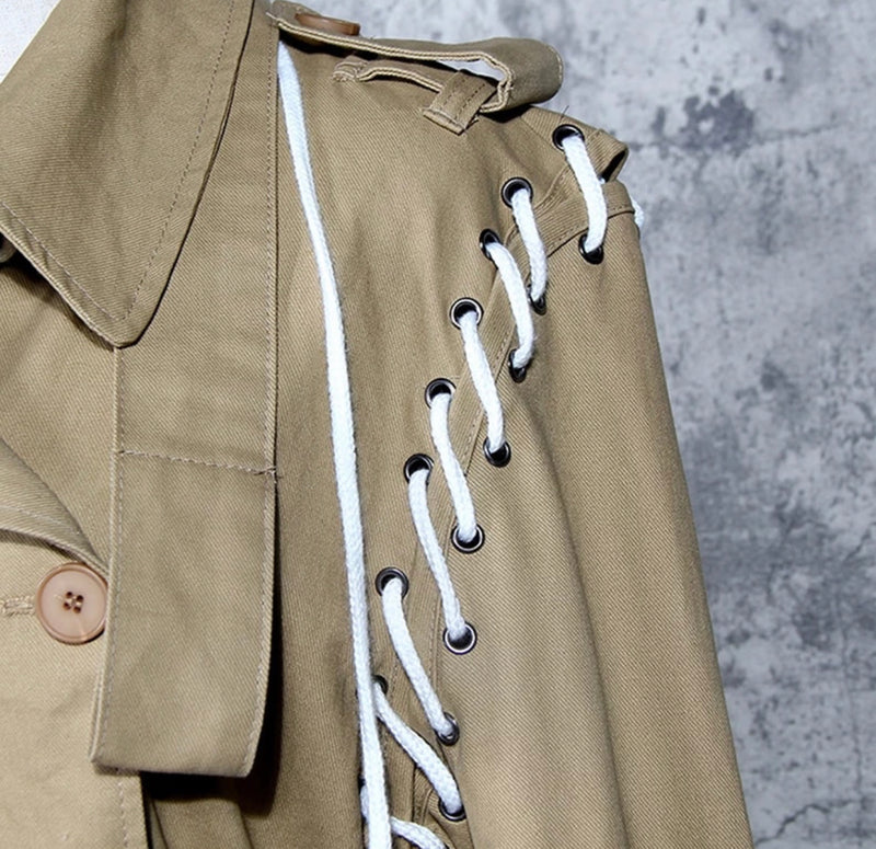 "The ""Trench"" That Stole Christmas 