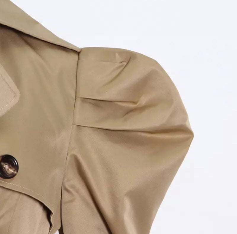 "In The ""Trenches"" 