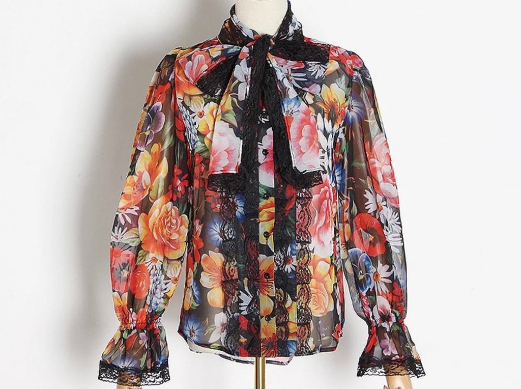 It's All About Floral | Top | Please Rewiew Covid-19 Policy