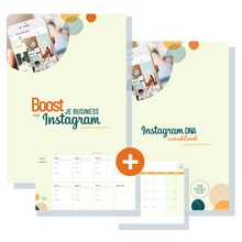 Load image into Gallery viewer, INSTAGRAM CURSUS : Boost je business via Instagram