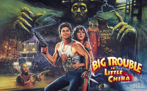 big trouble in little china - top 5 netflix films - one boutique