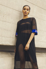 Mesh Midi Dress - Biher Tewelde by One Boutique