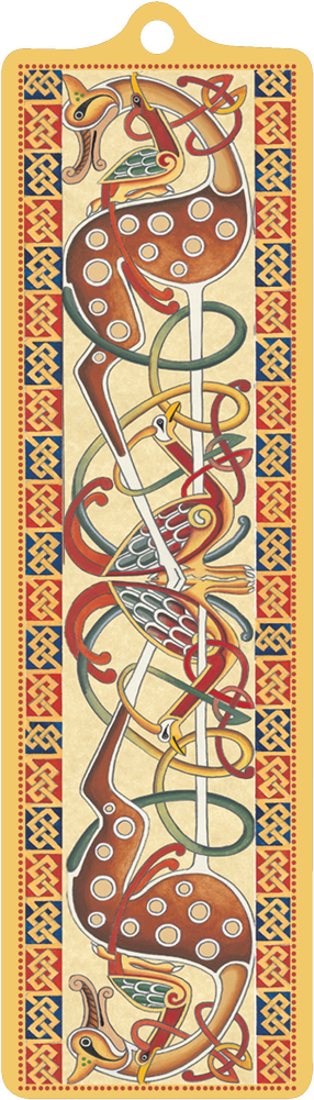 BM09 - Celtic Bookmark with Original Art