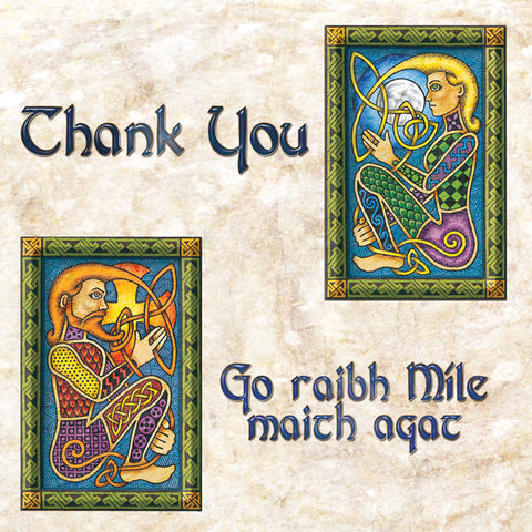 C306 - Bilingual Irish Greeting Cards