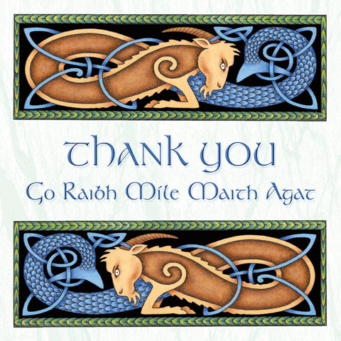 C310 2 Ram Thank You Card