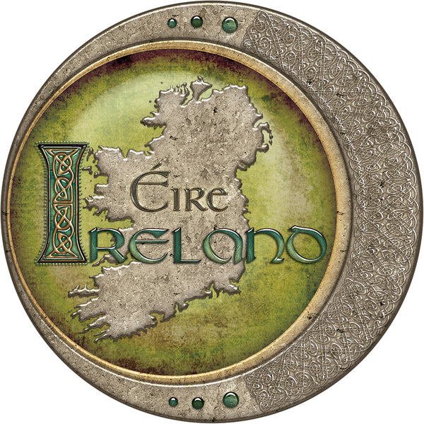 CFM15 - Ireland Fridge Magnet