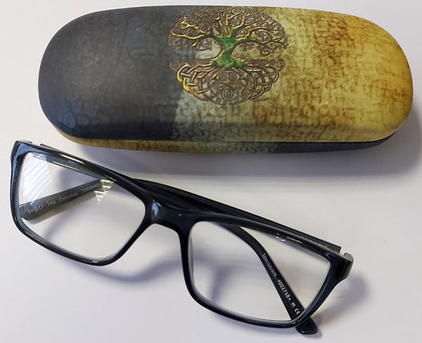 CGL04 - Tree of Life Glasses Case