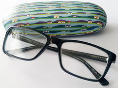 CGL06 - Irish Cottages Glasses Case